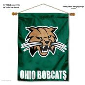 Ohio Bobcats Wall Banner