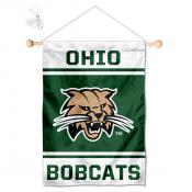 Ohio Bobcats Window and Wall Banner