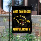 Ohio Dominican Panthers Garden Flag