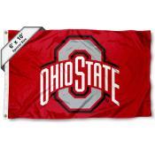 Ohio State Buckeyes 6'x10' Flag