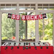 Ohio State Buckeyes Banner String Pennant Flags