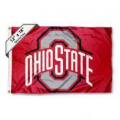 Ohio State Buckeyes  Nautical Flag