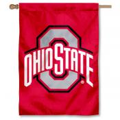 Ohio State Buckeyes Outdoor Flag