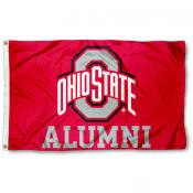 Ohio State University Alumni Flag