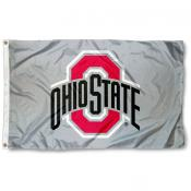 Ohio State University Gray Flag
