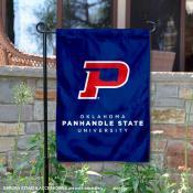 Oklahoma Panhandle State Aggies Garden Flag