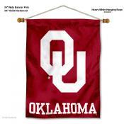 Oklahoma Sooners Wall Banner