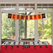 Oklahoma State Cowboys Banner String Pennant Flags
