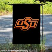 Oklahoma State Cowboys OSU Logo Garden Flag