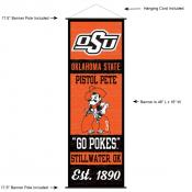 Oklahoma State University Decor and Banner