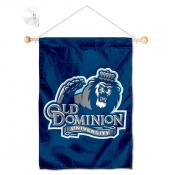 Old Dominion Monarchs Banner with Suction Cup