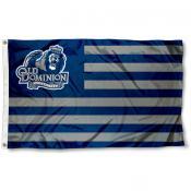 Old Dominion Monarchs Stripes Flag