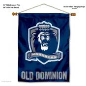 Old Dominion Monarchs Wall Banner