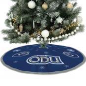 Old Dominion University Monarchs Christmas Tree Skirt