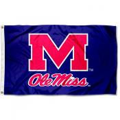 Ole Miss Blue Flag