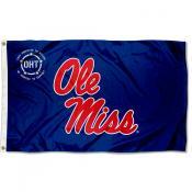 Ole Miss Operation Hat Trick Flag