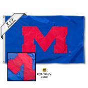 Ole Miss Small 2'x3' Flag