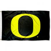 Oregon Ducks Blackout Flag