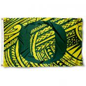 Oregon Ducks Samoan Flag