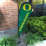 Oregon Ducks Small Feather Flag