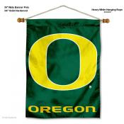 Oregon Ducks Wall Banner