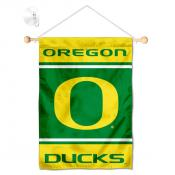 Oregon Ducks Window and Wall Banner