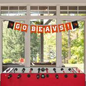 Oregon State Beavers Banner String Pennant Flags