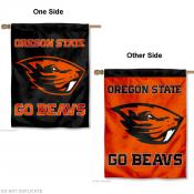 Oregon State Beavers House Flag