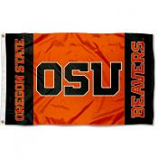 Oregon State Beavers OSU Logo Flag