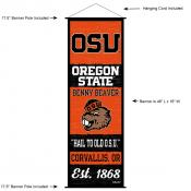 Oregon State University Decor and Banner