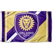 Orlando City Soccer Club Outdoor Flag