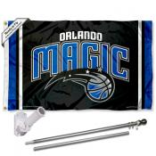 Orlando Magic Flag Pole and Bracket Kit