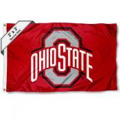 OSU Buckeyes Small 2'x3' Flag