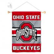 OSU Buckeyes Window and Wall Banner
