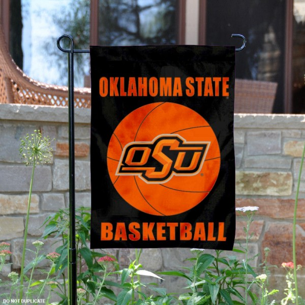 OSU Cowboys Basketball Garden Banner is 13x18 inches in size, is made of 2-layer polyester, screen printed athletic logos and lettering. Available with Same Day Express Shipping, Our OSU Cowboys Basketball Garden Banner is officially licensed and approved by the school and the NCAA.