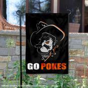 OSU Cowboys Go Pokes Garden Flag