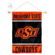 OSU Cowboys Window and Wall Banner