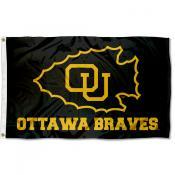 Ottawa Braves 3x5 Foot Flag