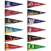 Pac 12 Conference Pennants
