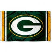 Packers G Logo Flag