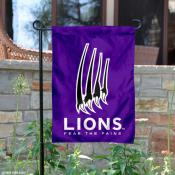 Paine Lions Paw Logo Garden Flag
