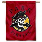 Park Pirates Banner Flag