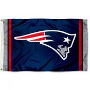 Patriots Logo Flag