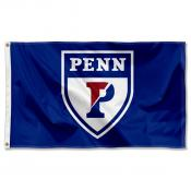 Penn Quakers Athletics Flag