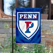 Penn Quakers Garden Flag