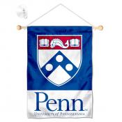 Penn Quakers Window and Wall Banner