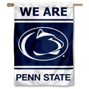 Penn State Nittany Lions Double Sided Banner