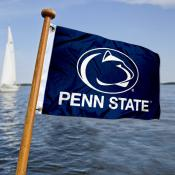 Penn State Nittany Lions  Nautical Flag
