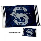 Penn State Nittany Lions Throwback Double Sided Flag