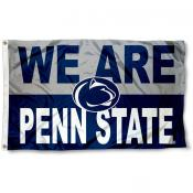 Penn State Nittany Lions We Are Flag